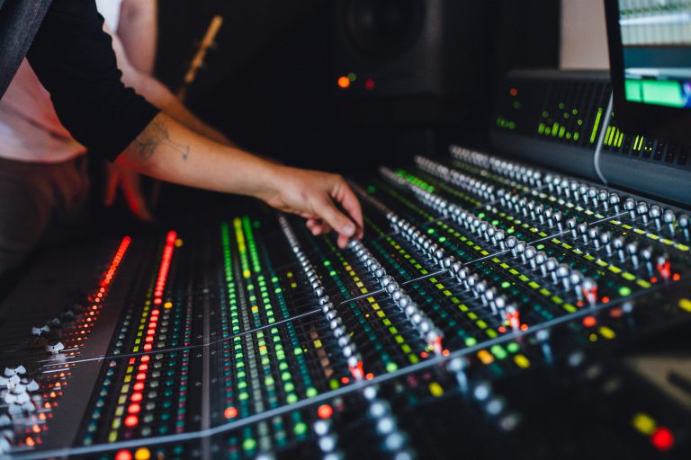 Sound Engineering Courses in india
